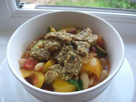 Summer Bean Stew
