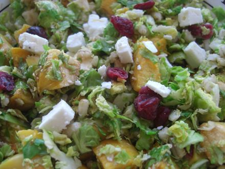 Super soup and sensational salad