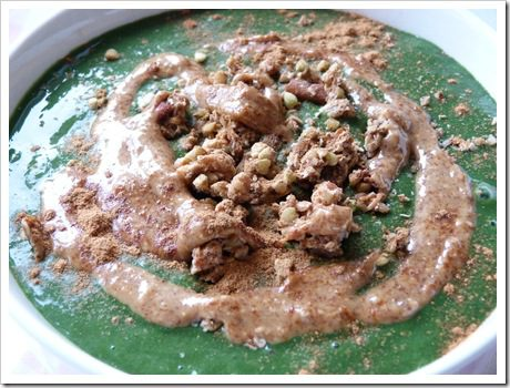 Green smoothie week round up