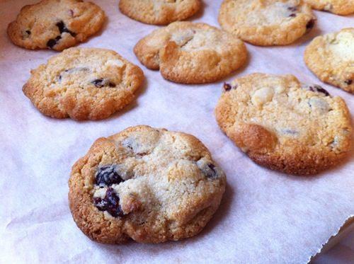 Three healthy cookie recipes