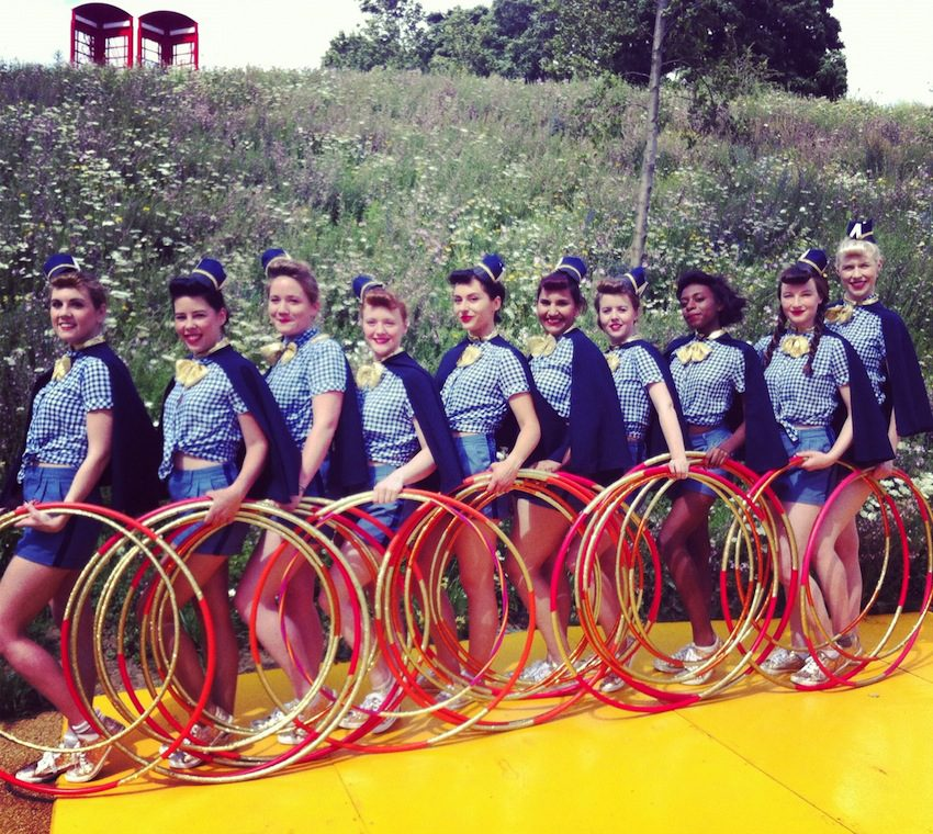 Spinning some hoops: how to get started with hula hooping