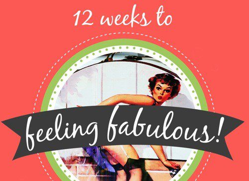 Want to feel fabulous in 2014? This is for you!