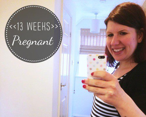 13 Weeks Pregnant: Pregnancy Supplements