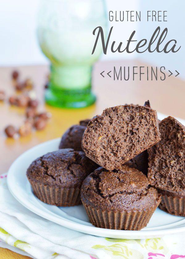 Recipe: Gluten free Nutella Muffins