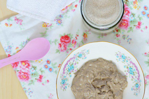Something for the weekend: Homemade Clay Mask