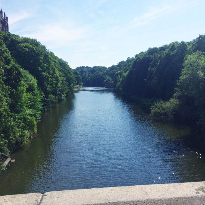 Durham river wear