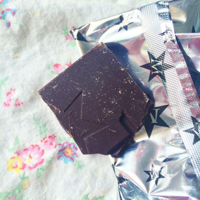 Montezuma dark chocolate
