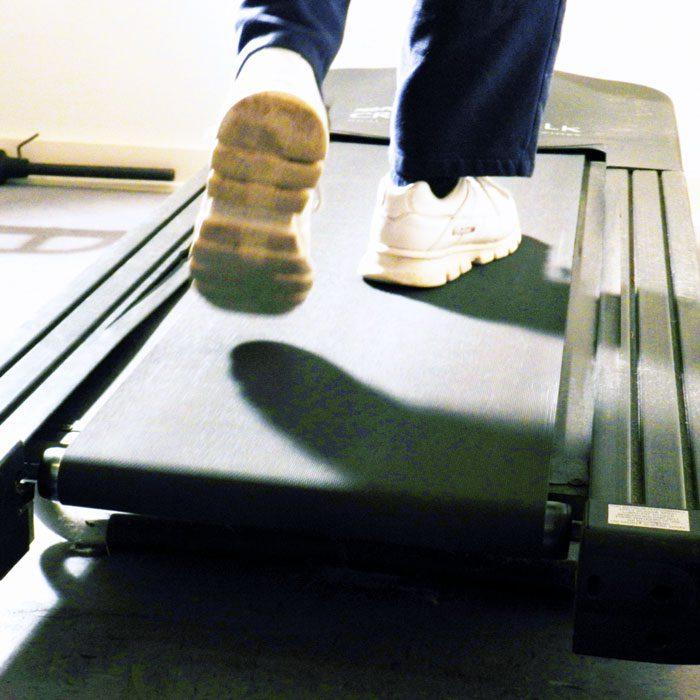 Treadmill morgue file