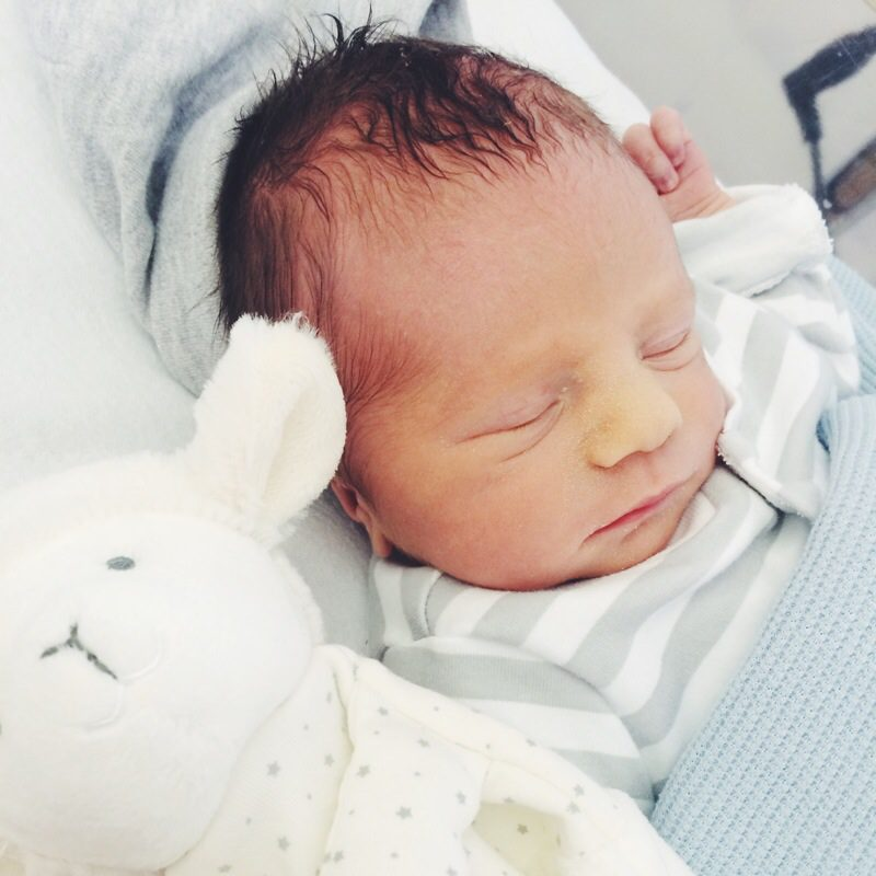Welcome Baby Finley!
