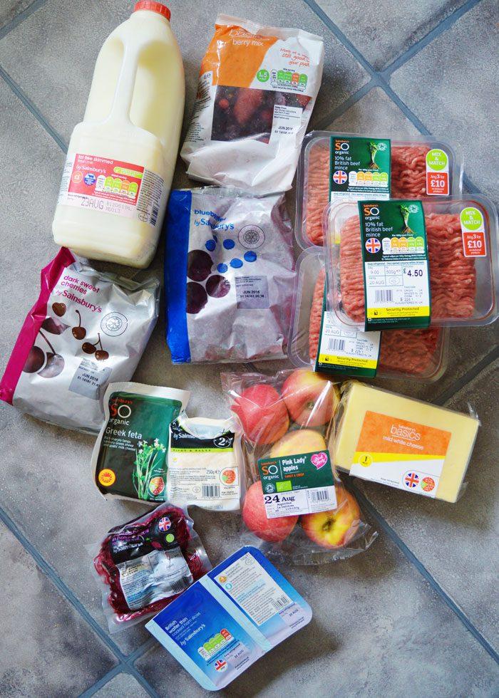 Online grocery shop sainsburys 2