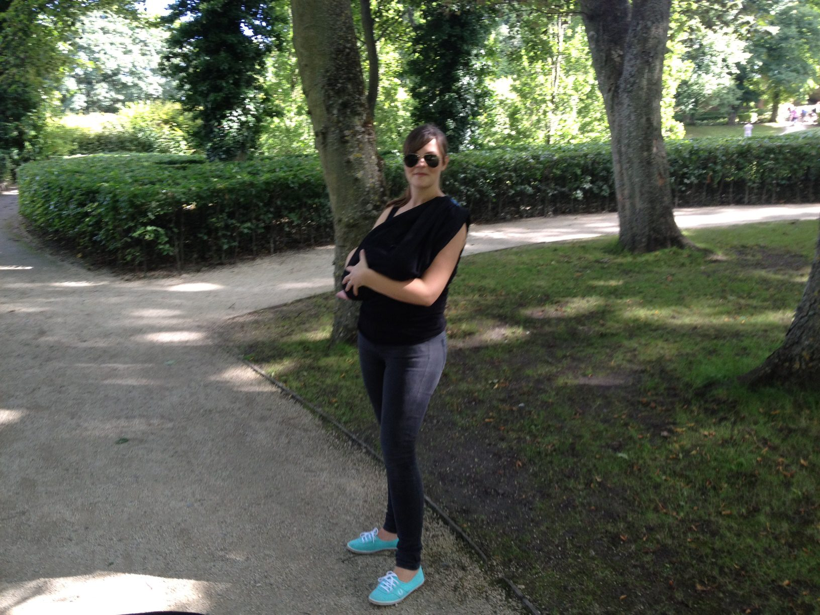 Tips for new mums from Hannah of Mums' Days