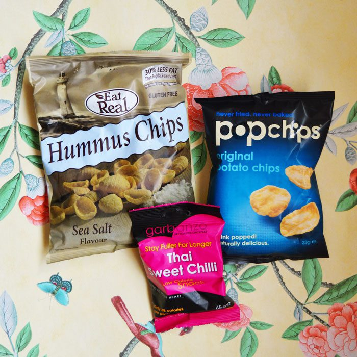 Healthy lunch box swaps 2