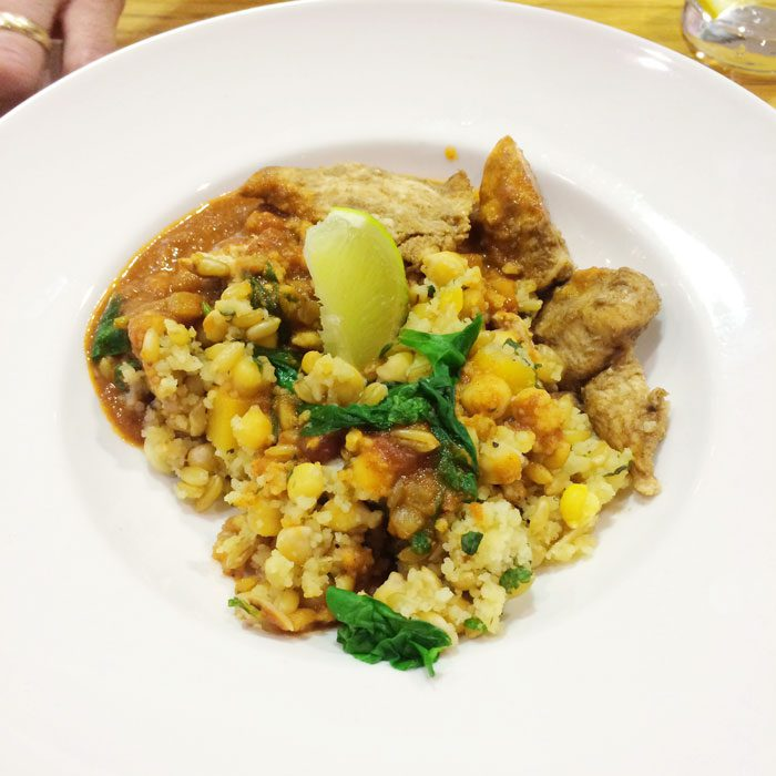 Marks and spencer chicken tagine