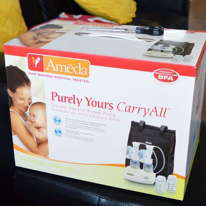 ameda-breast-pump