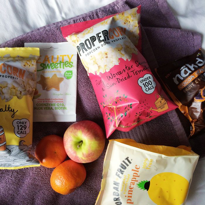 Hospital snacks
