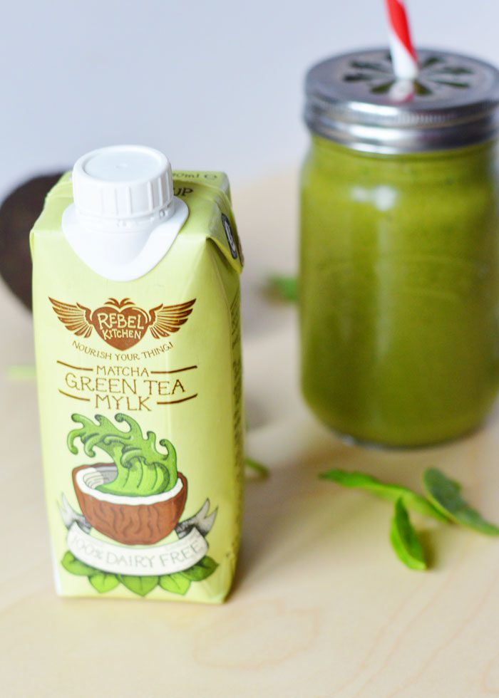 Rebel kitchen super green smoothie 2