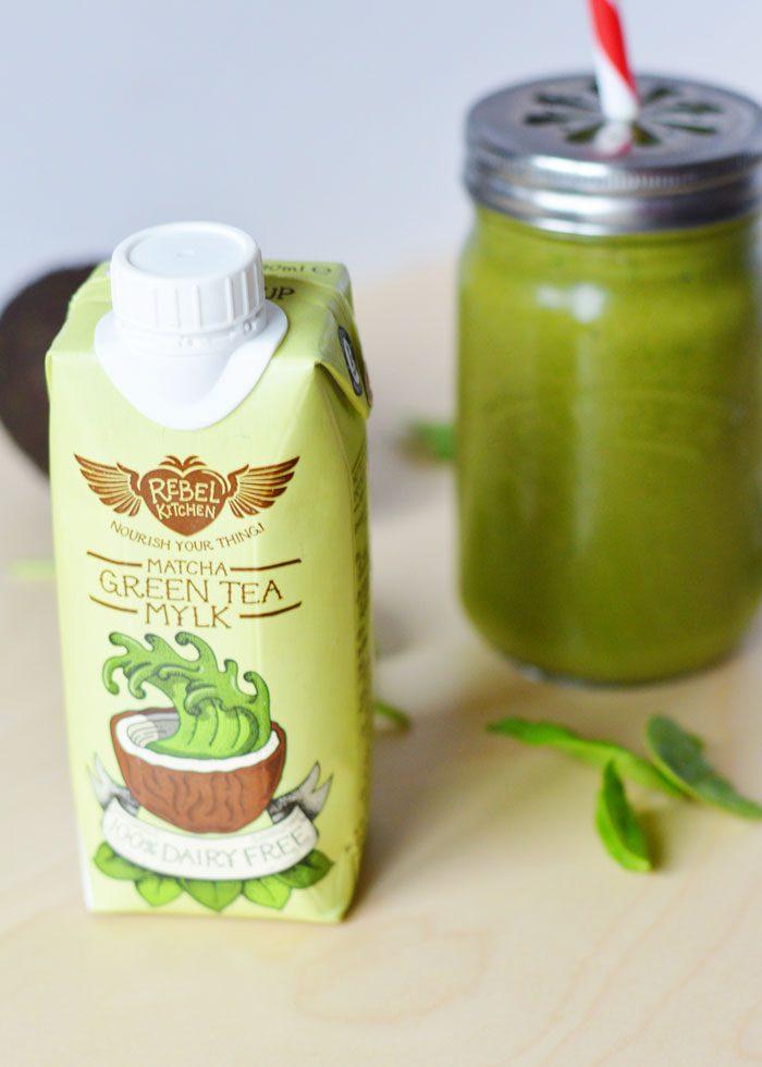 Rebel kitchen super green smoothie 2