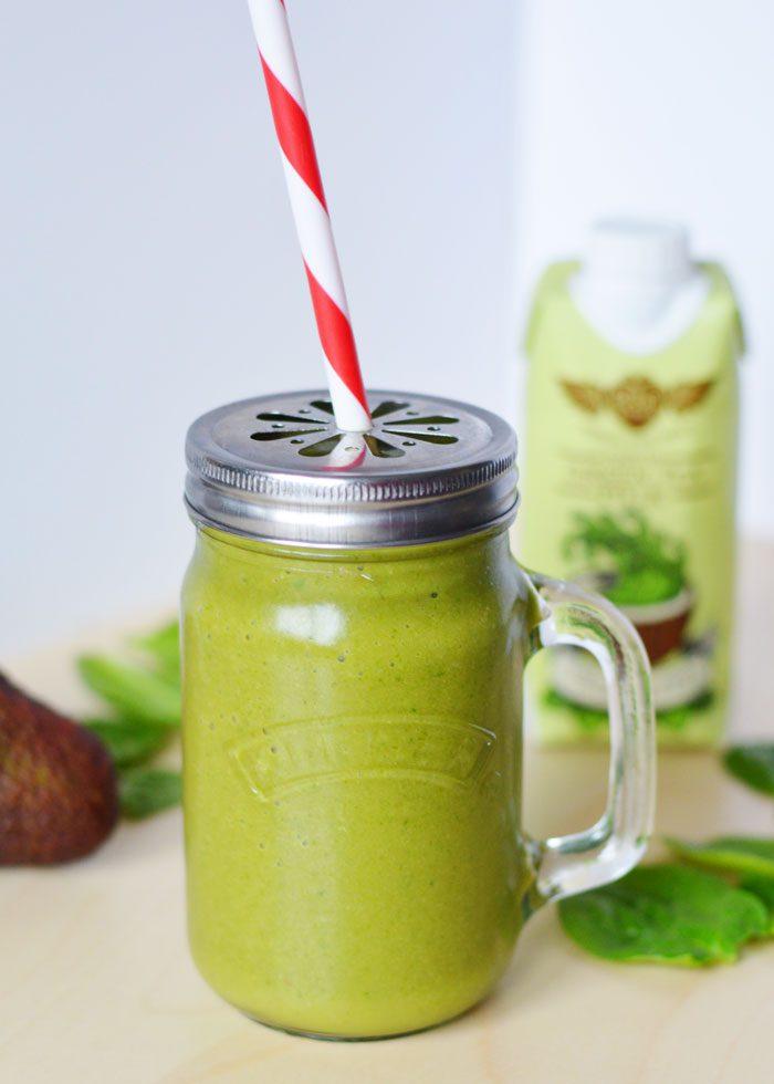 Rebel kitchen super green smoothie 4