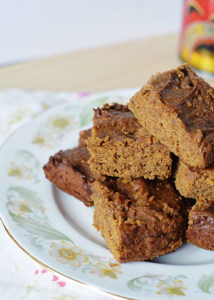 Grain free vegan paleo gingerbread 4