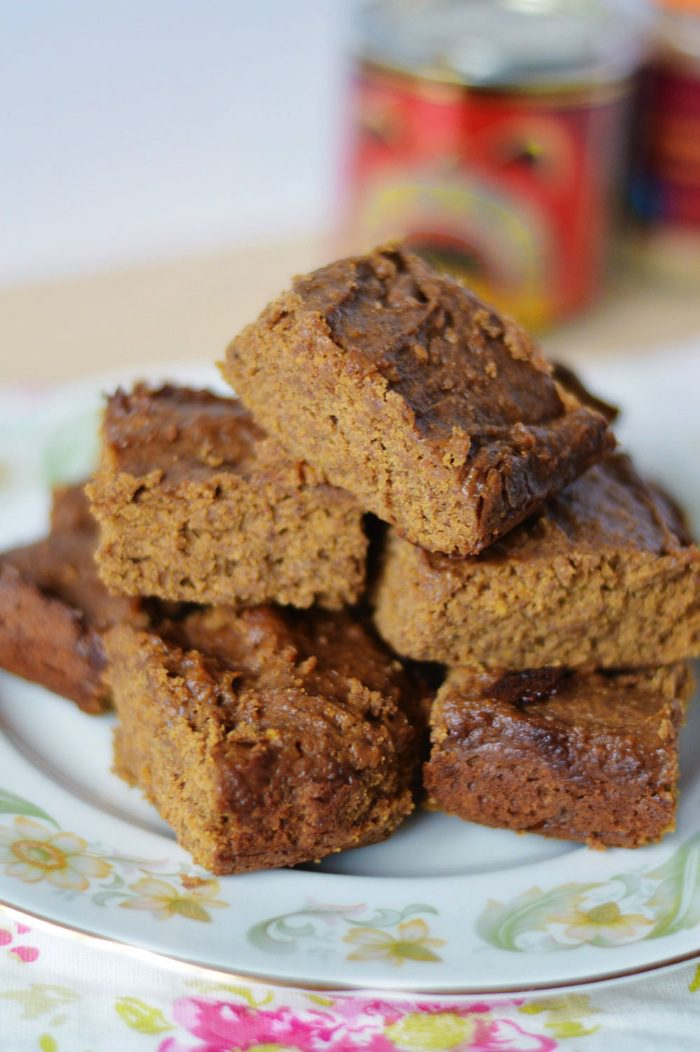 Grain free vegan paleo gingerbread 6