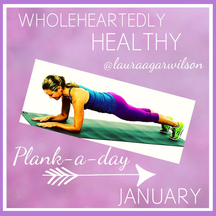 Plank a day jan