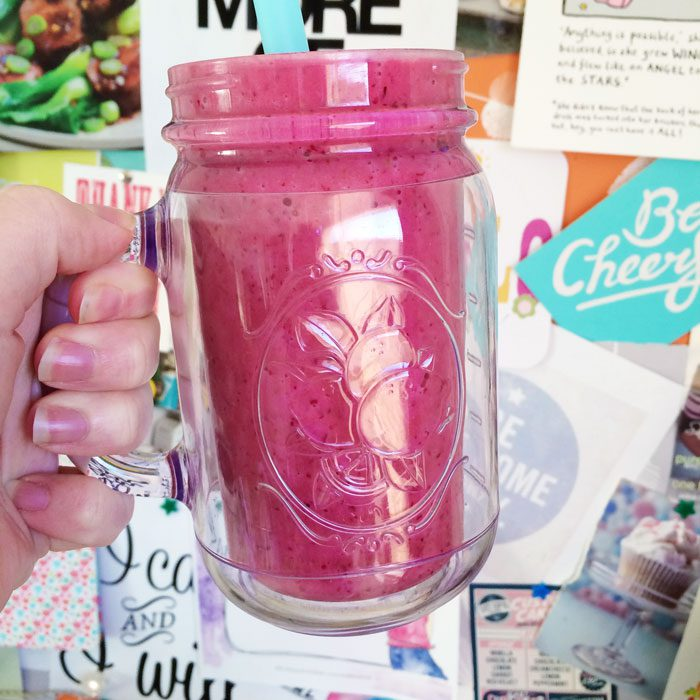 Eat, Move, Wear, Love, Link #57: Smoothies, Metafit and Snow!