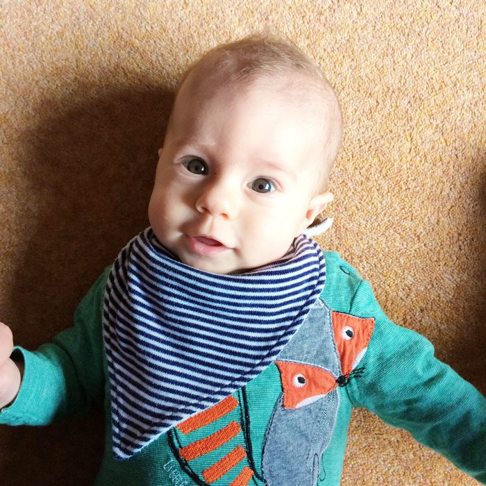 Being a mama: Finley and me 6 months in
