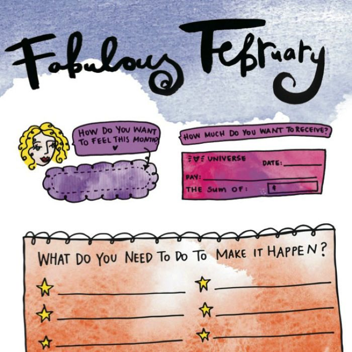 Fabulous feb