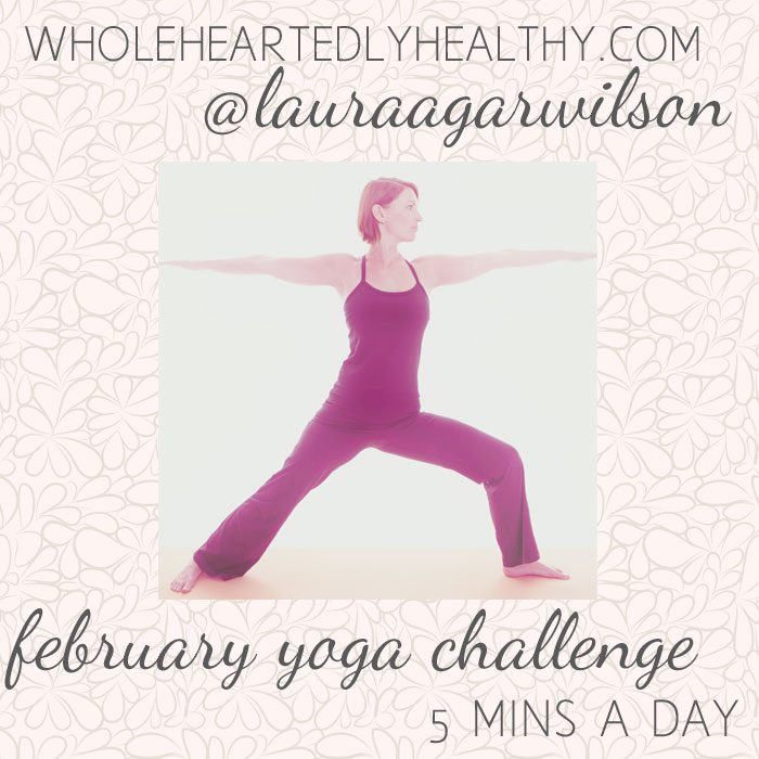 Feb yoga challenge