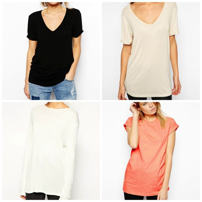 ASOS basics buys