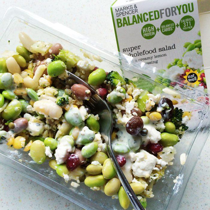 M S superfood salad