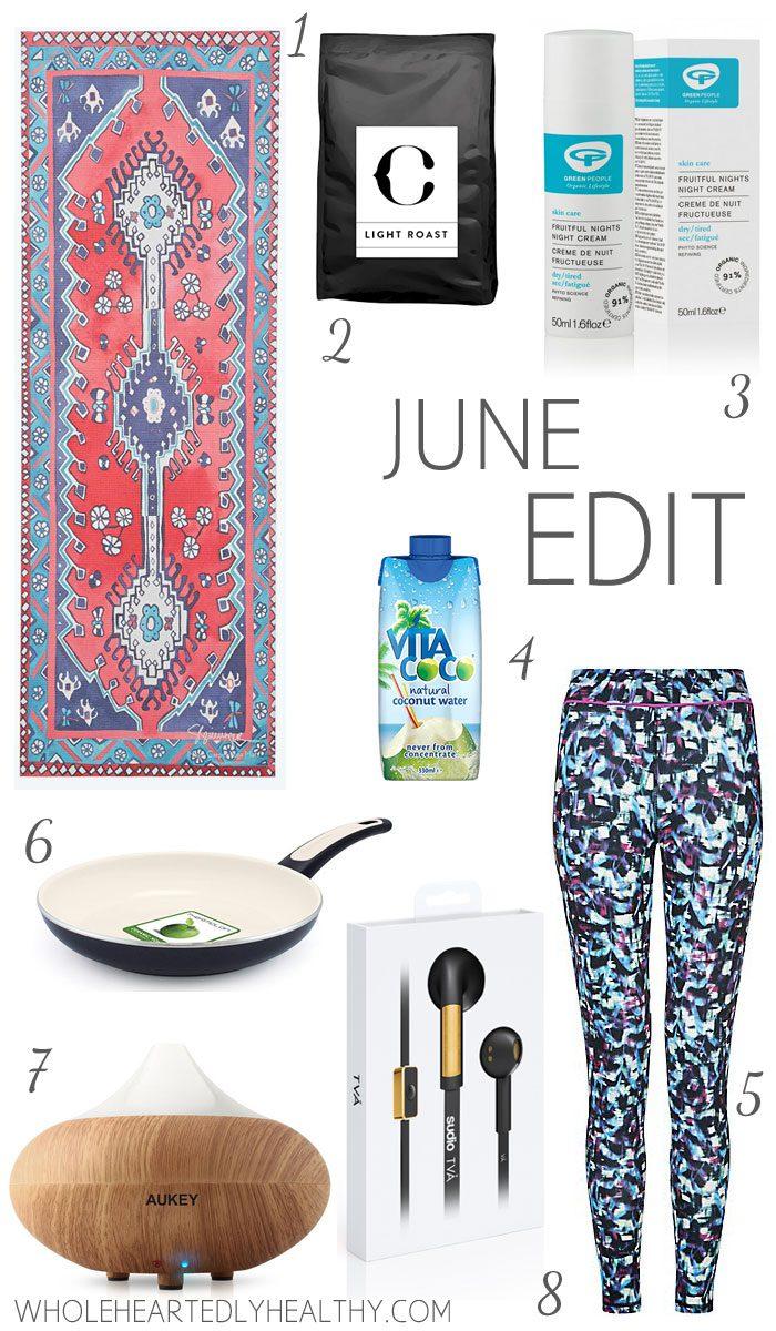 June Edit