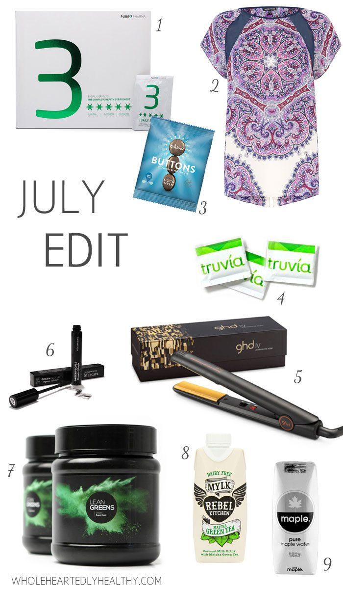 July Edit