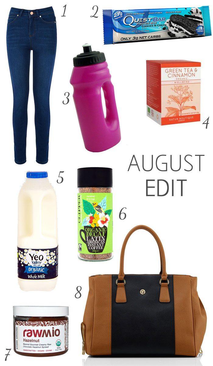 August Edit