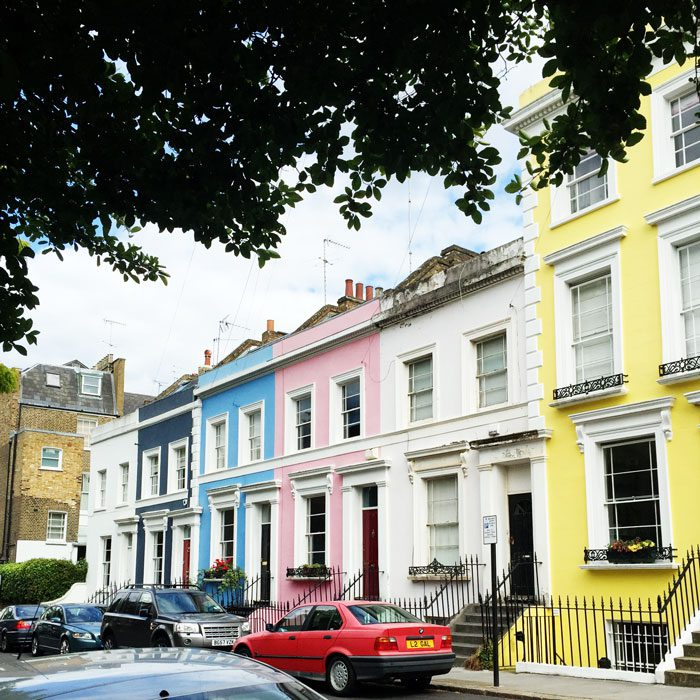 Eat, Move, Wear, Love, Link #83: Notting Hill + a crazy week