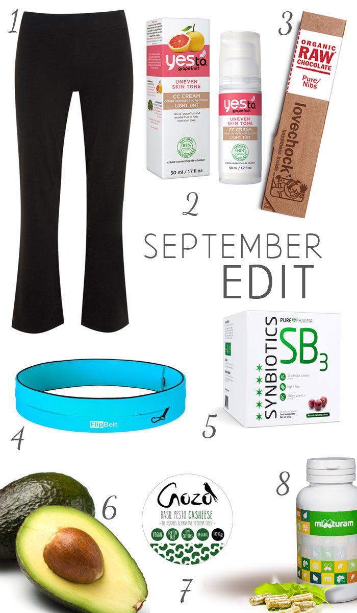 September Edit