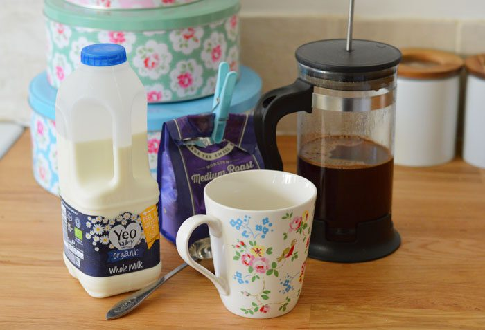 Making coffee 2