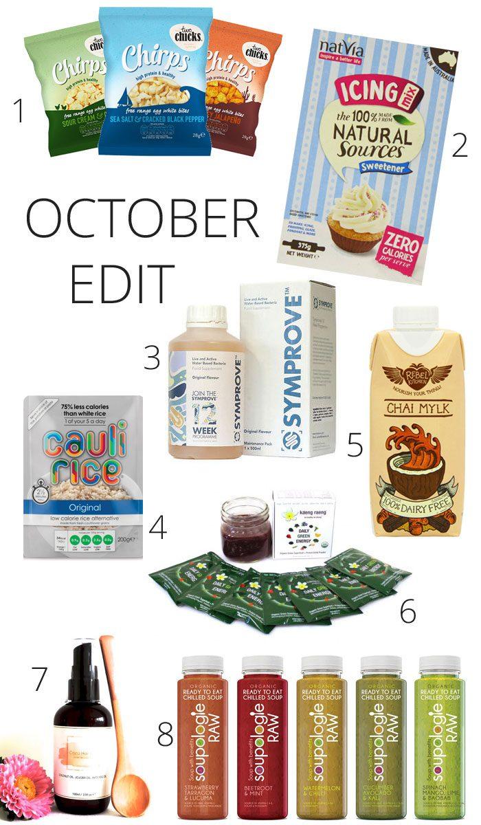 October Edit