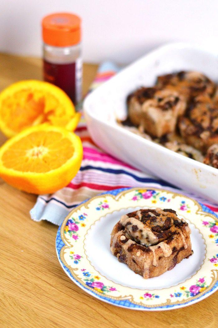 Healthier cinnamon roll recipe 10