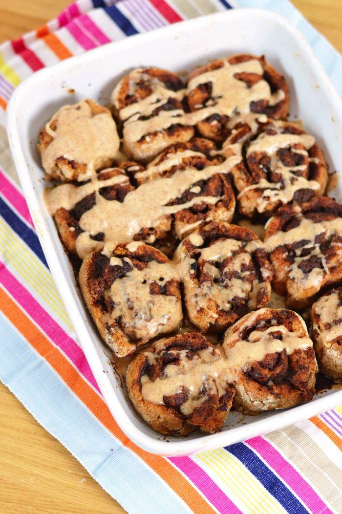 Healthier cinnamon roll recipe 2