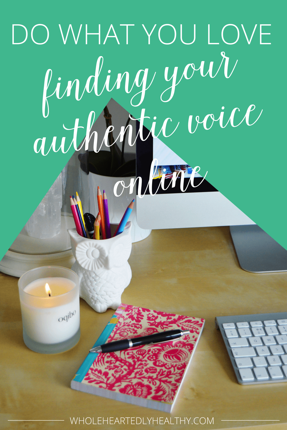 Finding your authentic voice online