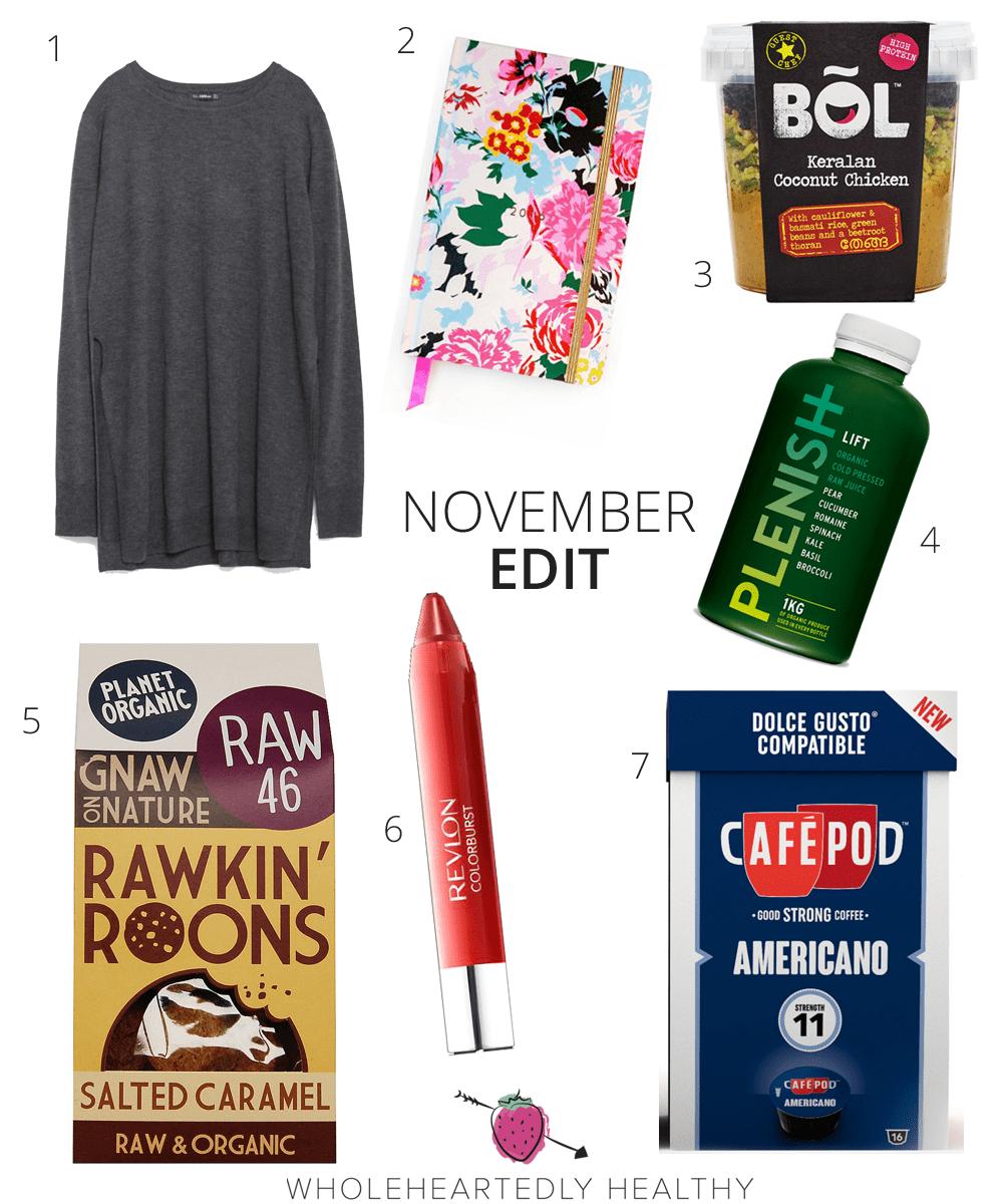 November edit