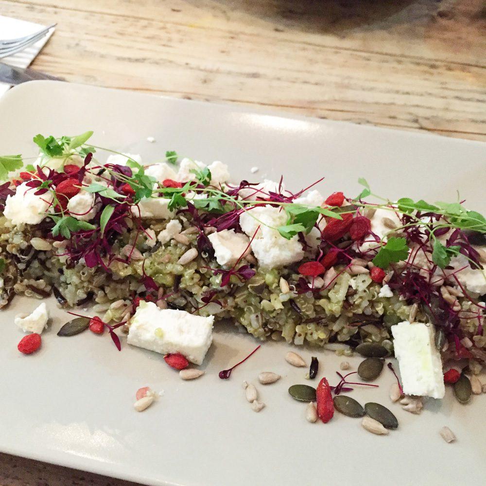 Salad from york