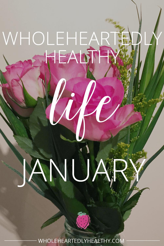 January life 2016