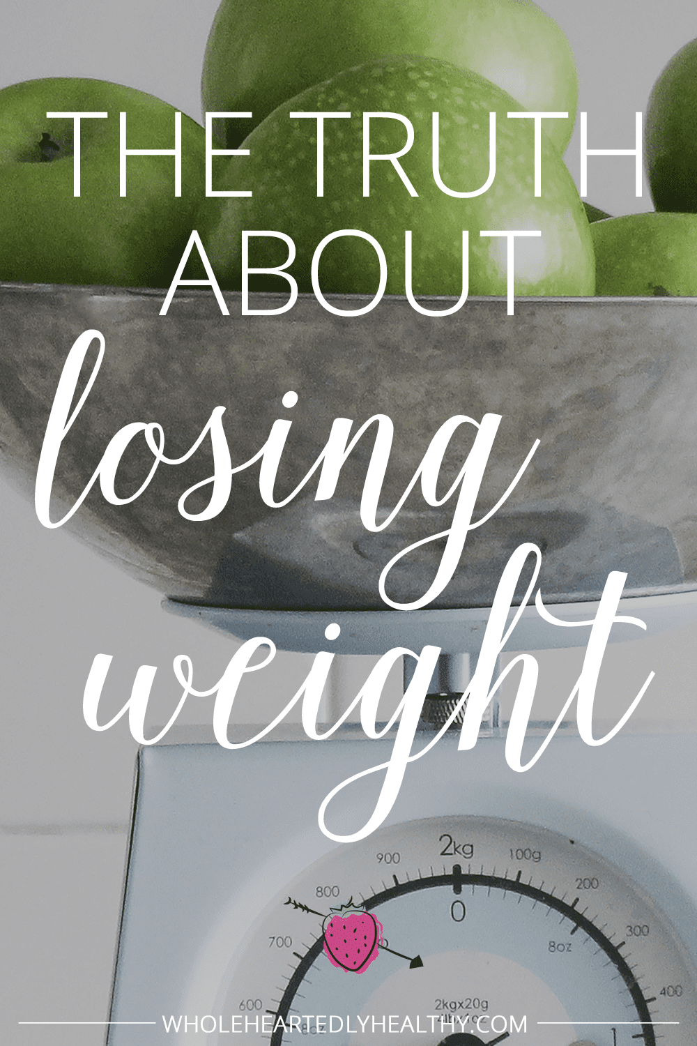 truth about losing weight