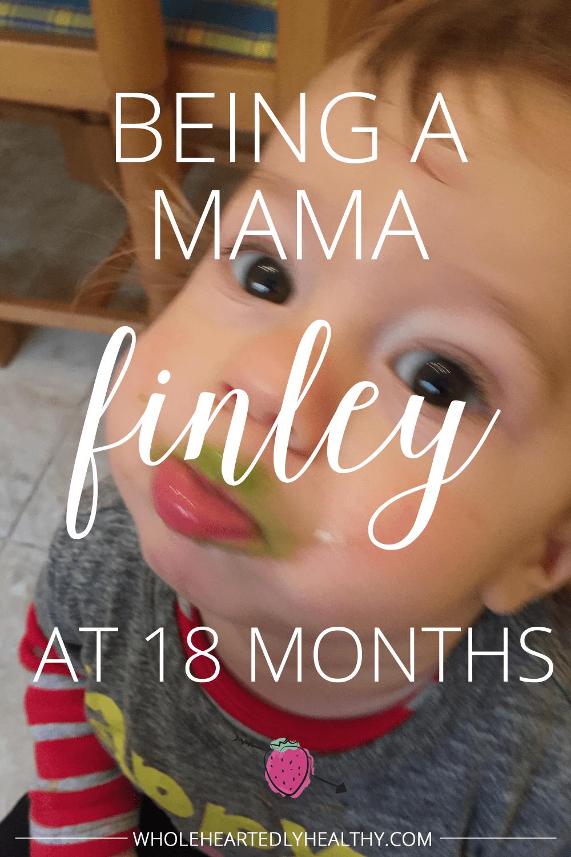 FINLEY at 18 months