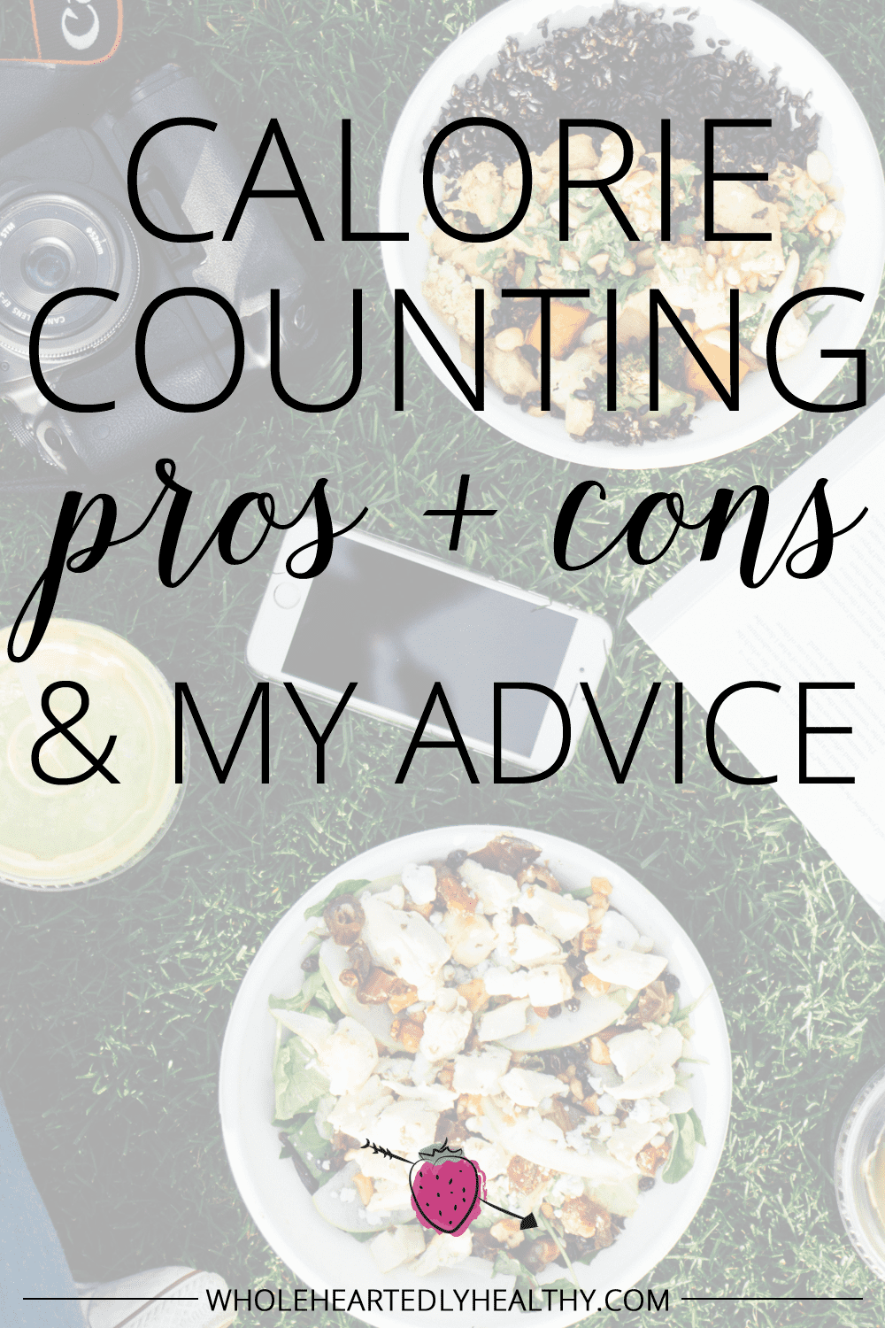 Calorie counting pros and cons