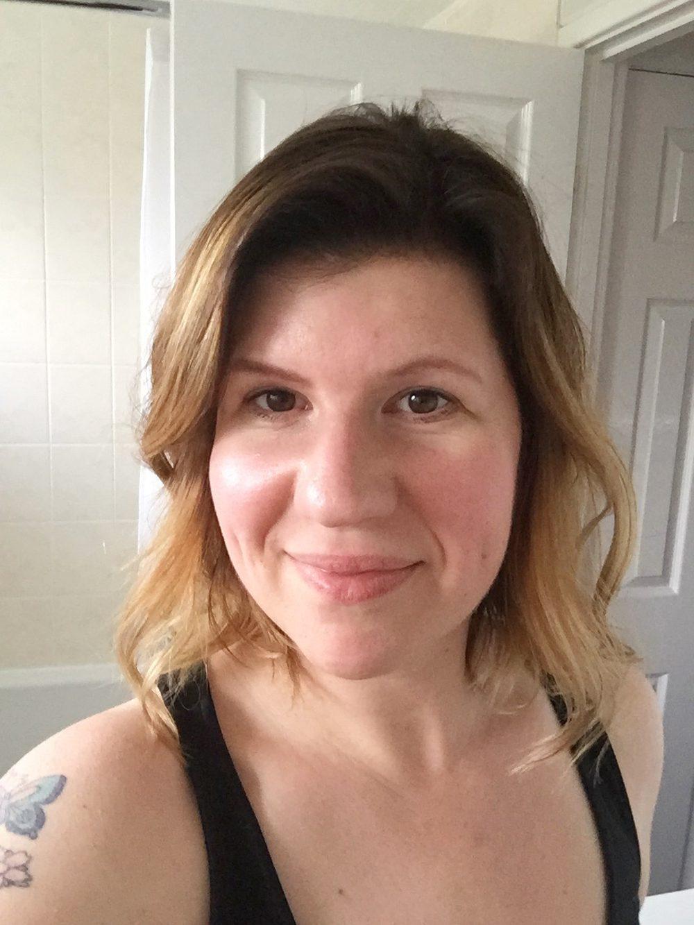 New hair cut from Savannah Newcastle