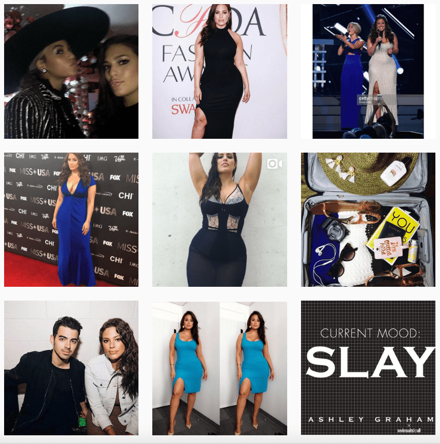 A S H L E Y G R A H A M theashleygraham Instagram photos and videos