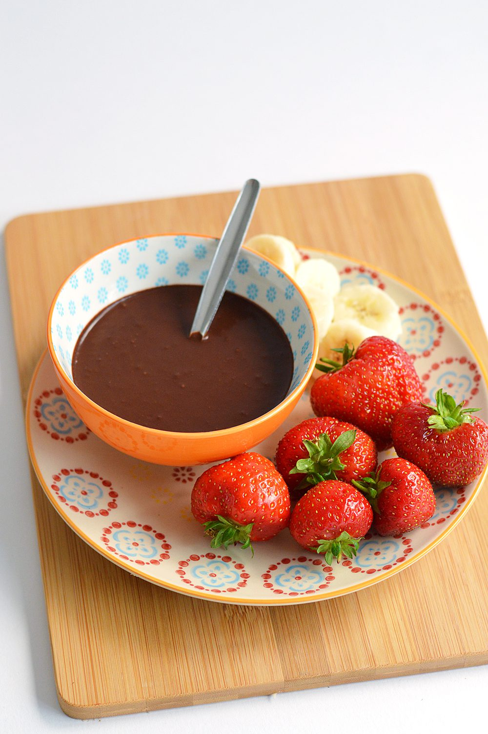 Healthy chocolate sauce 3